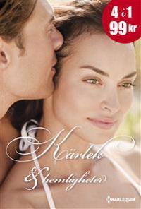 Kärlek & hemligheter ; Brudgummens hemlighet ; Räddaren i nöden ; Smekmånad i paradiset