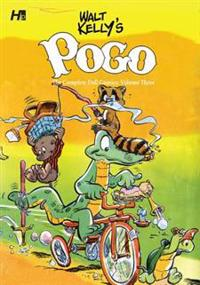 Walt Kelly's Pogo the Complete Dell Comics Volume 3