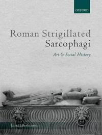 Roman Strigillated Sarcophagi