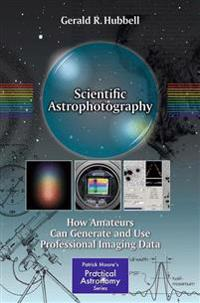 Scientific astrophotography - how amateurs can generate and use professiona