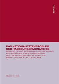 Das Nationalitätenproblem Der Habsburgermonarchie