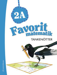 Favorit matematik Tankenötter 2A, 5-pack