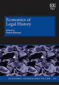 Economics of Legal History