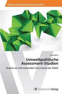 Umweltpolitische Assessment-Studien