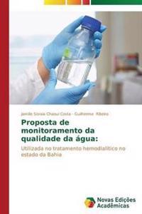 Proposta de Monitoramento Da Qualidade Da Agua