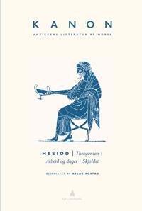 Theogonien ; Arbeid og dager ; Skjoldet