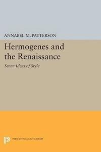 Hermogenes and the Renaissance