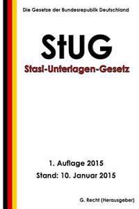 Stasi-Unterlagen-Gesetz - Stug