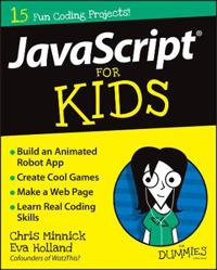 JavaScript for Kids for Dummies