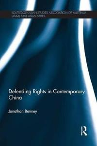 Defending Rights in Contemporary China