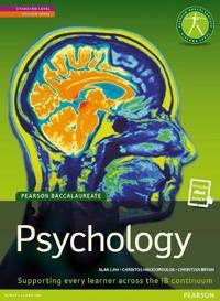 Pearson Baccalaureate: Psychology New Bundle