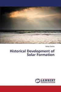 Historical Development of Solar Formation