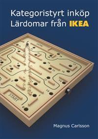 Kategoristyrt inköp : lärdomar från IKEA
