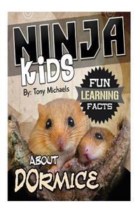 Fun Learning Facts about Dormice: Illustrated Fun Learning for Kids
