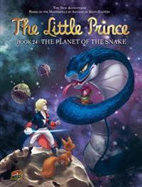 The Planet of the Snake: Book 24