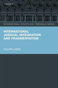 Internat Jud Integrat & Fragm Icts: Ncs P