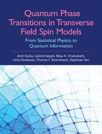 Quantum Phase Transitions in Transverse Field Spin Models