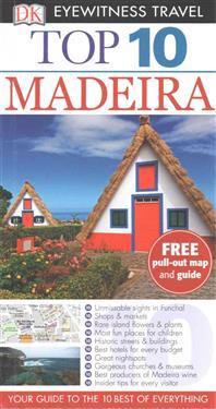 Dk Eyewitness Top 10 Travel Guide: Madeira
