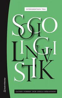 Introduktion till sociolingvistik