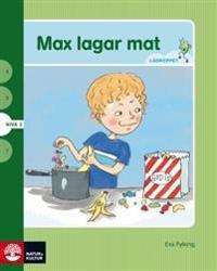 Läshoppet Nivå 2 - Max 2, 4 titlar