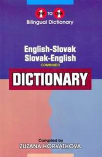 English-SlovakSlovak-English One-to-One Dictionary