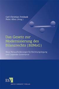 Das Gesetz zur Modernisierung des Bilanzrechts (BilMoG)
