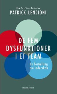 De fem dysfunktioner i et team