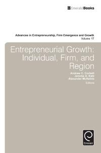 Entrepreneurial Growth