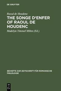 The Songe d'Enfer of Raoul de Houdenc