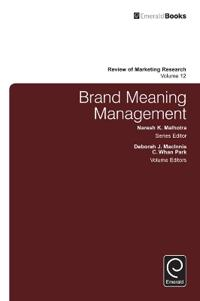 Brand Meaning Management