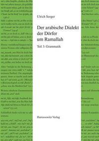 Der Arabische Dialekt Der Dorfer Um Ramallah