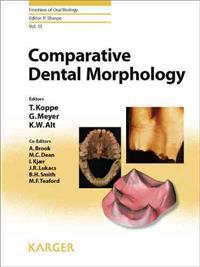 Comparative Dental Morphology