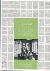 L. L. Zamenhof 1859-1917