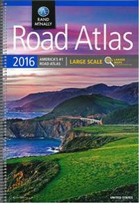 Road Atlas Large Scale