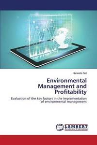 Environmental Management and Profitability