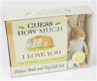 Guess How Much I Love You: Deluxe Book and Toy Gift Set [With Toy Rabbit]