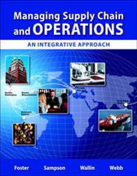 Managing Supply Chain and Operations
