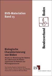 Biologische Charakterisierung von Böden