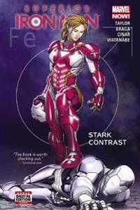 Superior Iron Man Vol. 2: Stark Contrast Premiere Hc