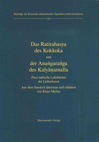Das Ratirahasya Des Kokkoka Und Der Anangaranga Des Kalyanamalla