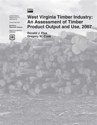 West Virginia Timber Industry: An Assessment of Timber Product Output and Use,20