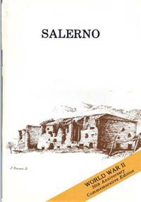 Salerno: American Operations from the Beaches to the Volturno 9 September- 6 October 1943