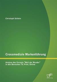 Crossmediale Markenfuhrung