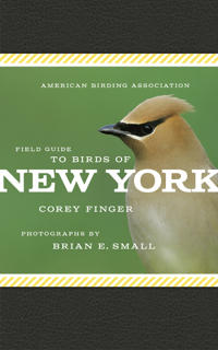 American Birding Association Field Guide to Birds of New York