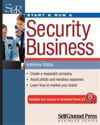 Start & Run a Security Business