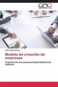 Modelo de Creacion de Empresas