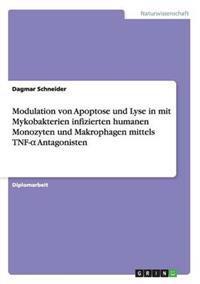 Modulation Von Apoptose Und Lyse in Mit Mykobakterien Infizierten Humanen Monozyten Und Makrophagen Mittels Tnf-a Antagonisten