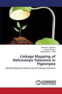 Linkage Mapping of Helicoverpa Tolerance in Pigeonpea