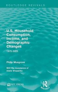 U.s. Household Consumption, Income, and Demographic Changes 1975-2025