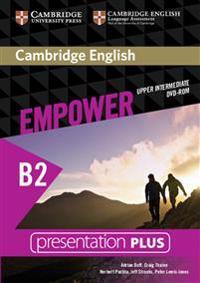 Cambridge English Empower. Presentation plus DVD-ROM (B2)